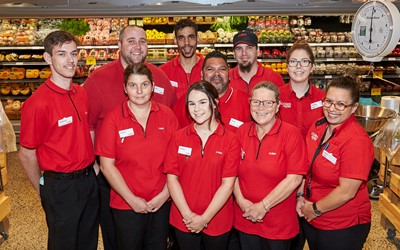 Coles employs record number of Indigenous team members in 12 months