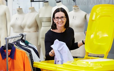 Extending the corporate uniform lifecycle at Workwear Group