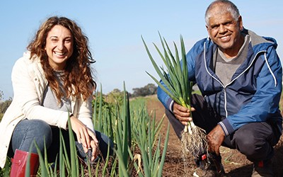 SA Indigenous company supplies Coles with fresh produce