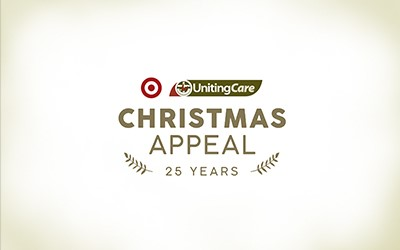 Target and UnitingCare giving families a helping hand for 25 years